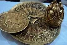 کشف عتیقه های مربوط به دوره ساسانی از قاچاقچیان در هشترود