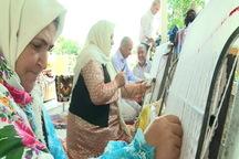 گردشگران نوروزی گیلان صنایع دستی تولید می کنند
