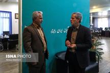 رئیس دانشگاه پیام نور خراسان رضوی از ایسنا بازدید کرد
