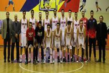 ادامه پیروزی های شهرداری تبریز در لیگ برتر بسکتبال