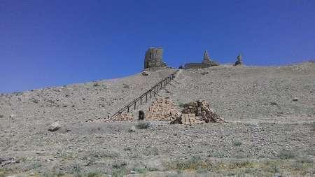 تخصیص بیش از یک و نیم میلیارد برای مرمت قلعه تاریخی حاجی آباد