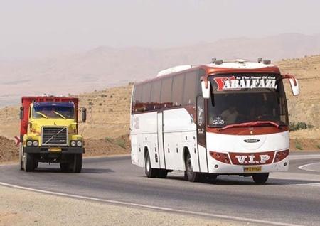افزایش نظارت برناوگان مسافربری جاده ای فارس با نصب سامانه هوشمند