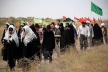 7000 زائر از آذربایجان غربی در مناطق عملیاتی جنوب حاضر شدند