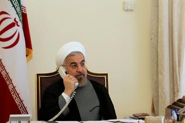 رئیس جمهور روحانی: ایران با هر حرکتی که در تقابل با تمامیت ارضی و وحدت ملی عراق باشد، مخالف است