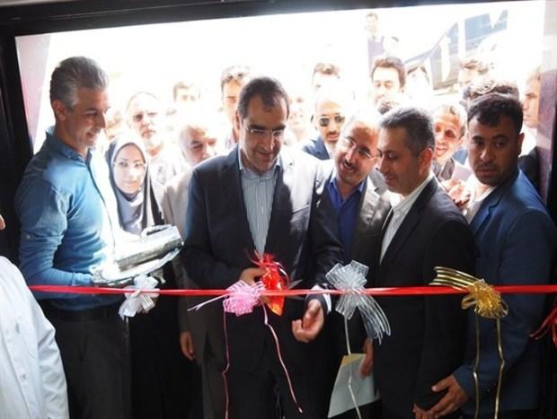 وزیر بهداشت 12 طرح بهداشتی مازندران را افتتاح می کند