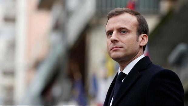 مکرون ضیافت شام مسلمانان فرانسه را تحریم کرد؟