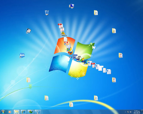 ترفند: شخصیسازی آیکونهای دستکاپ با Desktop Icon Toy 3