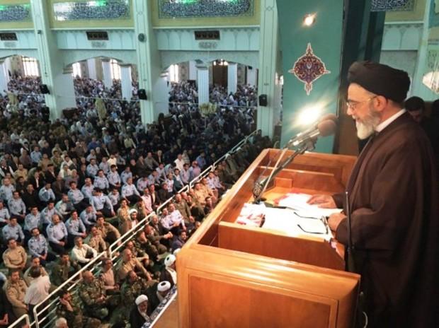 ایران در مقابله با صهیونیست ها خود را محدود نمی کند