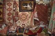 برپایی نمایشگاه صنایع دستی در ایوان انتظار