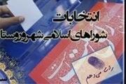 حضور و مشارکت مردم خاش در انتخابات شوراها تاریخی و ماندگار خواهد بود