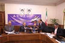 تفاهمنامه همکاری برای افزایش کارایی موتورخانه های اصفهان منعقد شد