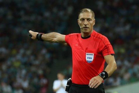 داور دیدار افتتاحیه جام جهانی 2018 مشخص شد
