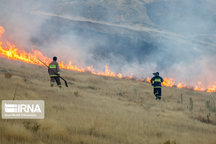 هشدار محیطزیست و منابعطبیعی مازندران در باره احتمال آتشسوزی