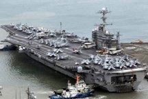 نیروی دریایی آمریکا به اطلاعیه نیروی دریایی سپاه واکنش نشان داد