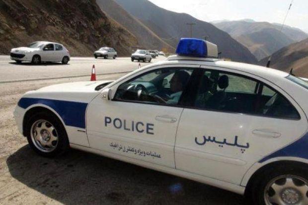 ترددوسایل نقلیه از کرج به چالوس ممنوع شد