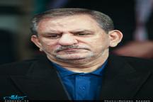 جهانگیری درگذشت دکتر ابراهیم یزدی را تسلیت گفت