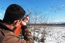 2 شکارچی متخلف در بوکان دستگیر شدند