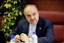 افتتاح طرحهای ورزشی خراسان رضوی با حضور وزیر ورزش