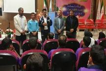 کلاس داوری درجه 2 فوتبال در جهرم برگزار شد