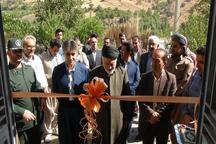 بهره برداری از 36 طرح کشاورزی و عمرانی در سروآباد آغاز شد