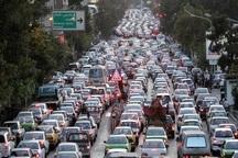 معضل این روزهای پایتخت؛ شوک ترافیکی!