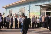 حضور گسترده مردم استان ایلام برای خلق حماسه ای جاودان
