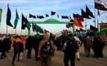 کاروان پیاده روی 40هزار نفری 'مشایه الاهواز' به حرکت درآمد