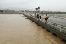 وضعیت رودخانه «گادر» اشنویه تحت کنترل است