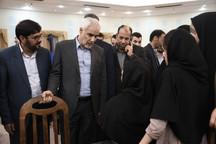 استاندار اصفهان از دختران بی سرپرست دلجویی کرد