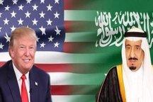 ناخرسندی رژیم صهیونیستی از توافق تسلیحاتی آمریکا و عربستان
