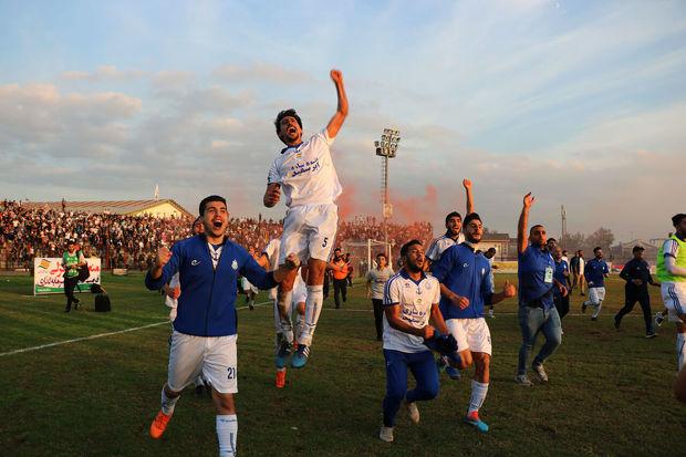نخستین پیروزی ملوانان در جام آزادگان برابر سپیدرود رشت