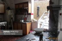 انفجار منزل مسکونی در میاندوآب، 3 مصدوم بر جای گذاشت