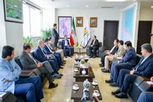 توسعه همکاریهای مشترک گردشگری دریایی، بندری و حمل و نقل ترکیبی منطقه آزاد انزلی با آذربایجان
