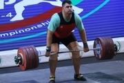 قوی ترین وزنه بردار آسیا: پرسپولیسی هستم