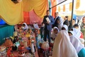 نمایشگاه ' آسمان آبی و زمین پاک' در کهریزک گشایش یافت