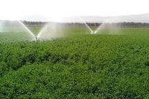 تخصیص آب از سد داریان توسعه اراضی آبی را در پی دارد