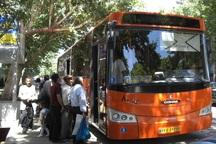 اتوبوسرانی بجنورد 25 میلیارد ریال بدهکار است
