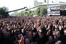 اجتماع بزرگ حسینیان خلخال برگزار شد