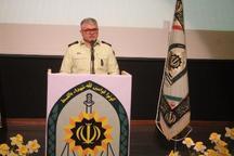فرمانده انتظامی مرکزی: امنیت پایدار در گرو تعامل مردم با پلیس است