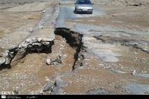 جاده های کاشان 30 میلیارد ریال آسیب دیده است