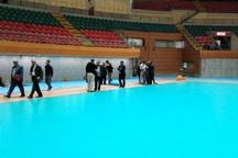 فدراسیون جهانی والیبال سالن رضازاده اردبیل را تایید کرد