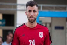 تیموری: همه بازیکنان آرزو دارند پیراهن تراکتور را بر تن کنند
