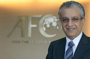 شیخ سلمان خطاب به وزیر ورزش: حمایت ۱۰۰۰ درصدی ما را خواهید داشت
