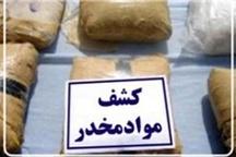 کشف 10 کیلو مواد مخدر از 2 سوداگر مرگ در بابل