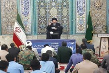 آئین سالروز ارتحال امام خمینی(ره) در دزفول برگزار شد