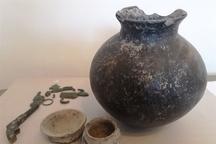 شیء مربوط به هزاره اول پیش از میلاد در بویراحمد کشف شد