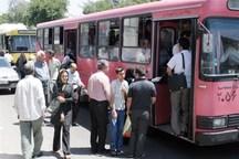 اتوبوس هایی با صندلی داغ...!