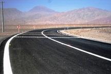 تکمیل محور جاسک به محمدآباد ریگان 900 میلیارد ریال اعتبار نیاز دارد
