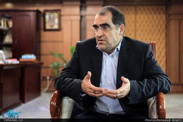 وزیر بهداشت: دولت، پدری عیالوار با امکانات محدود است