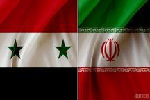 وزیر سوری خواستار تشکیل شرکتهای مشترک تهران و دمشق شد